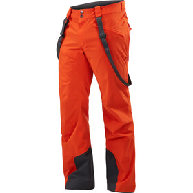 Haglöfs Niva - Pantalones Hombre - naranja